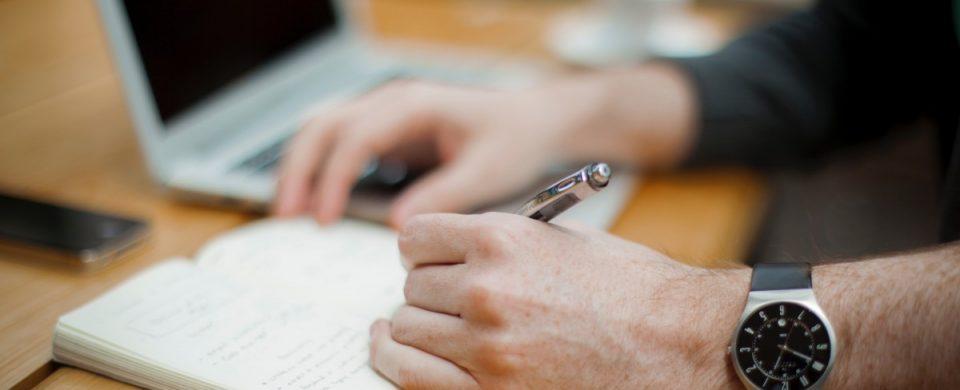 writing meeting minutes